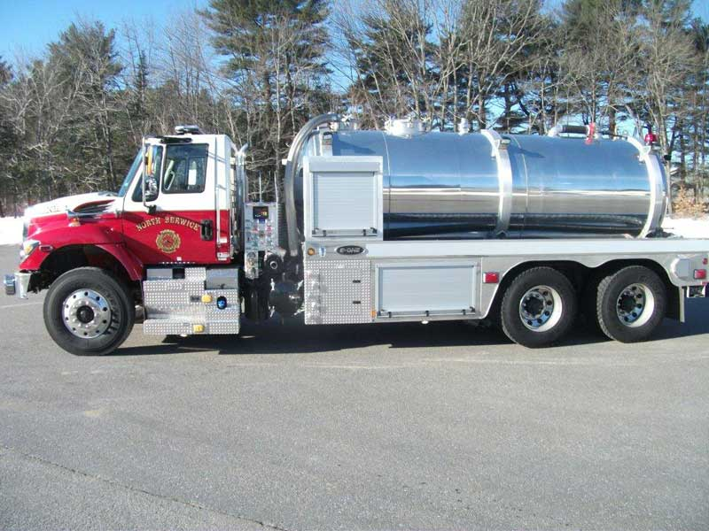 North Berwick, ME - E-One Commercial Tanker - Greenwood ...