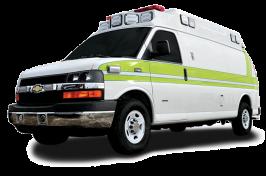 TYPE II AMBULANCE – Crusader Plus – Greenwood Emergency Vehicles, LLC