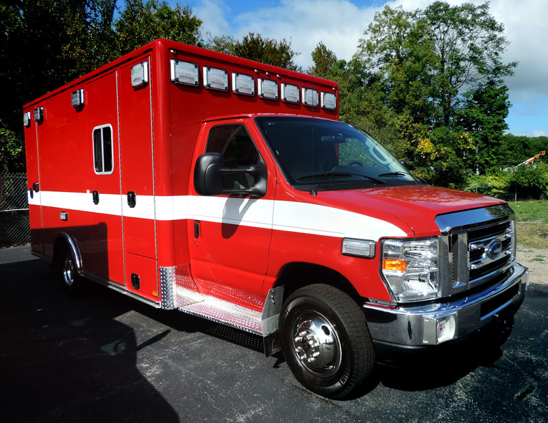 Type III Ford E-450 - Stock Unit