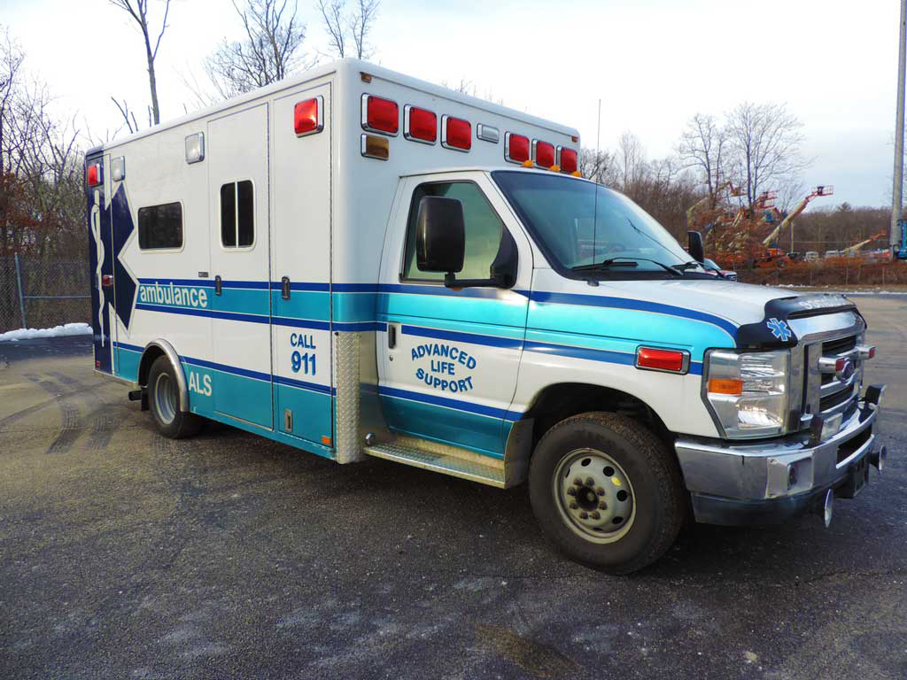 Used Trade - Type III Ambulance