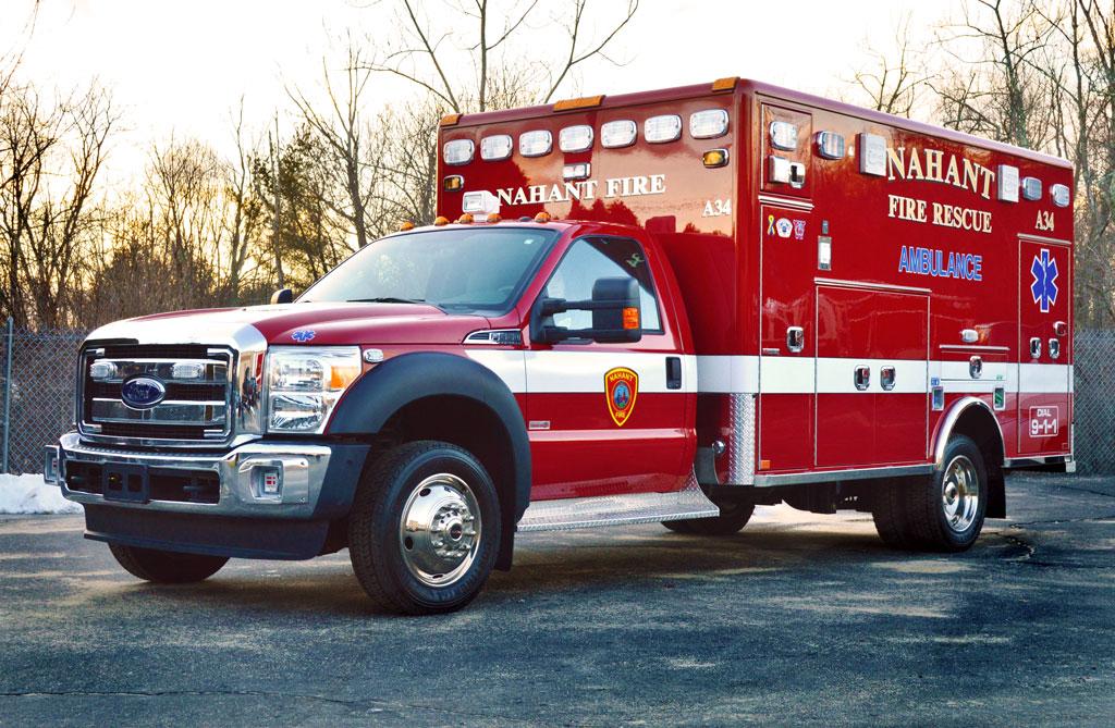 Nahant, MA – Horton Type I Ambulance