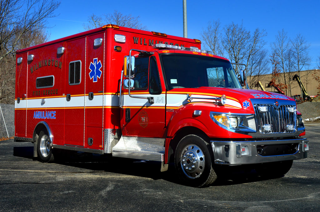 Fall River Ford >> Wilmington, MA – Horton Terrastar Medium Duty Ambulance