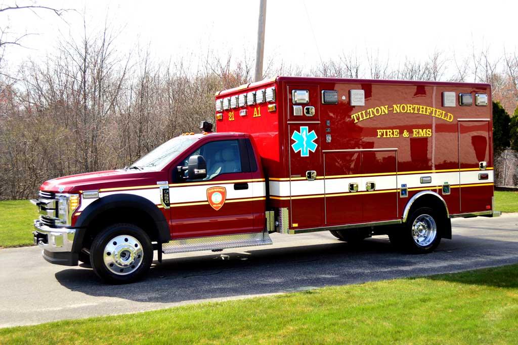 ... , NH - Horton Type I Ambulance | Greenwood Emergency Vehicles, LLC