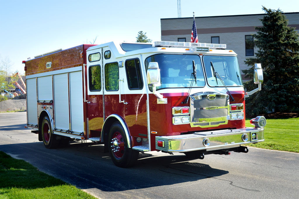Portsmouth, NH – E-One Custom NWI Rescue
