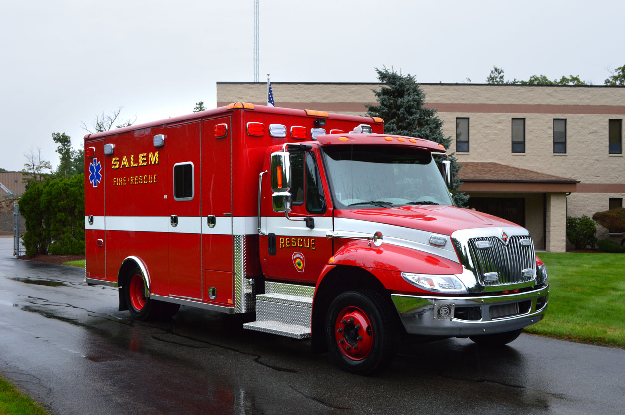 Salem, NH – Horton Type I Ambulance