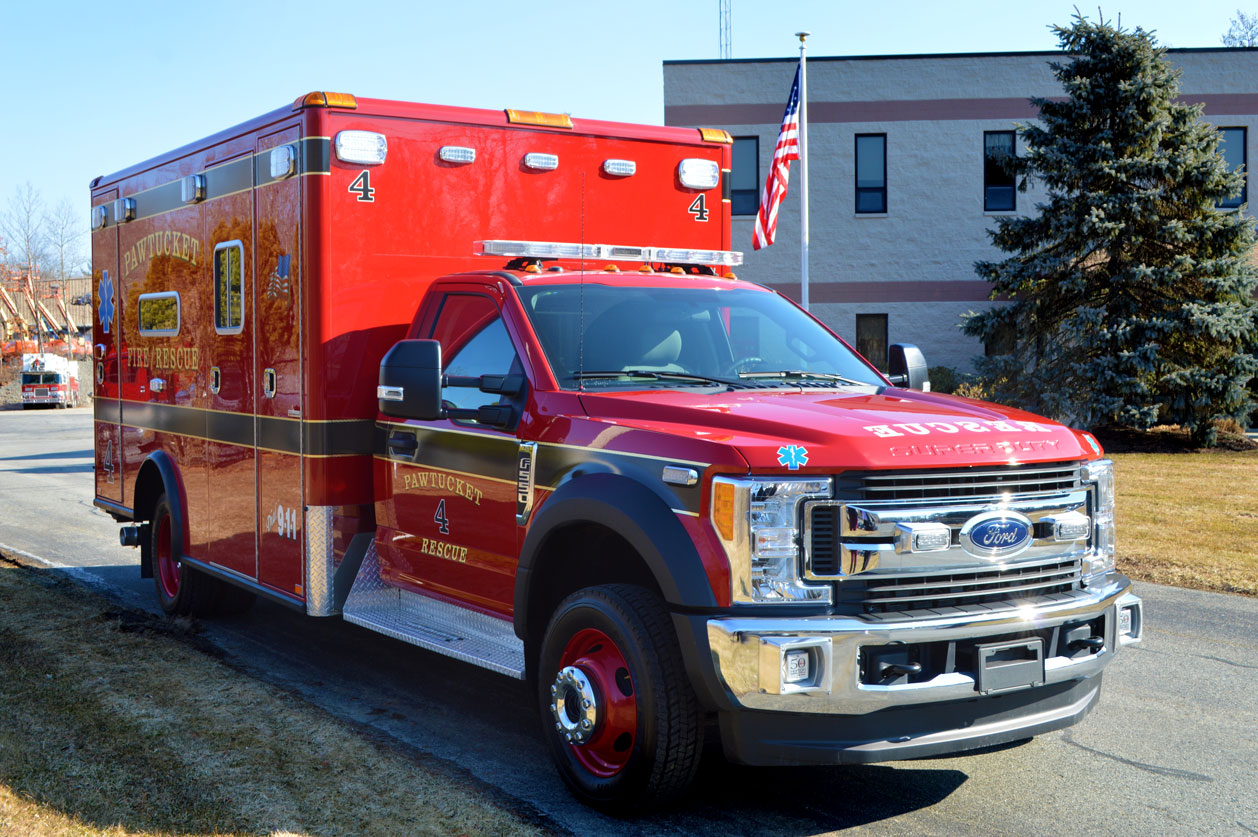 Pawtucket  Ri  U2013 Horton Type I Ambulance
