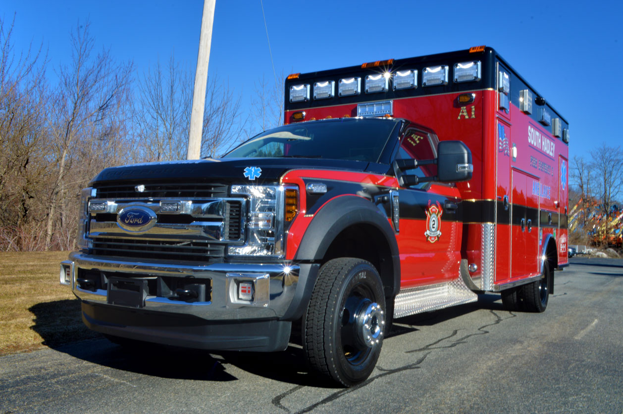 Ambulance For Sale >> Project Manager: Chris Gagnon