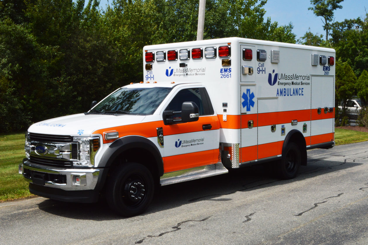 Horton Ambulance – Greenwood Emergency Vehicles, LLC