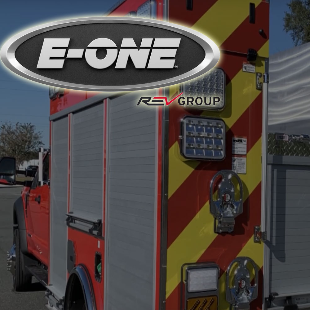 Video of E-ONE's VM8 Mini Pumper